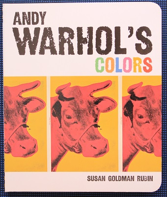 ANDY WARHOL'S COLORS アンディウォーホール カラーズ